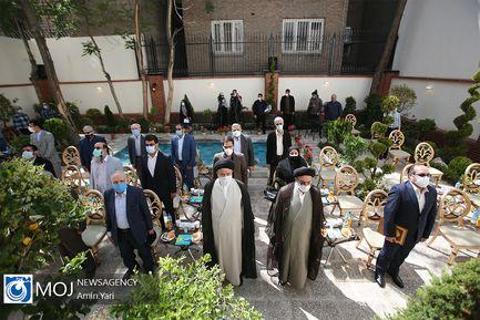 افتتاح موزه بنیاد البرز