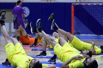 بازیکنان دعوت شده به اردوی تیم ملی فوتسال اعلام شدند