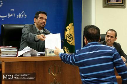 پنجمین+جلسه+دادگاه+حسین+هدایتی