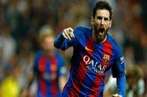 مسی تا 2021 با بارسلونا تمدید کرد