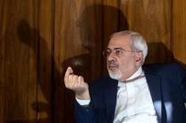 ظریف با وزیر خارجه عمان دیدار کرد