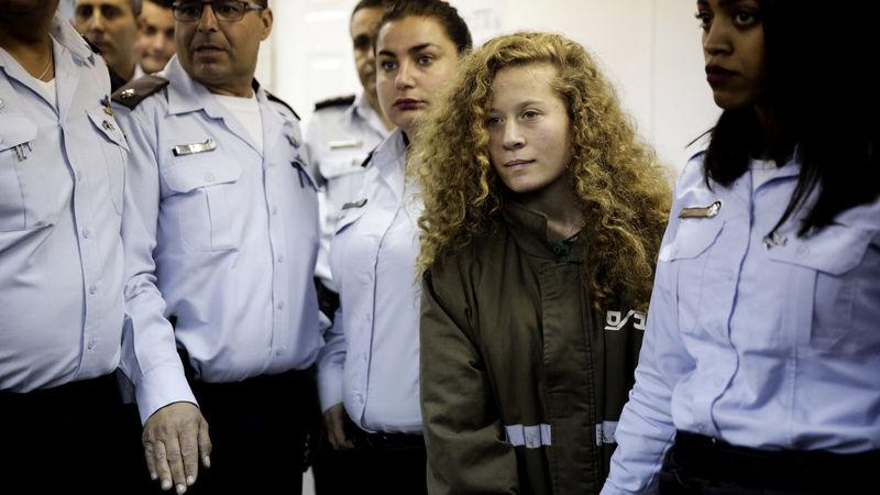 بازداشت عهد التمیمی برای سومین بار تمدید شد