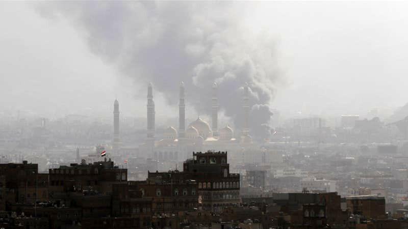 حمله هوایی اسراییل به شمال شرقی حلب در سوریه