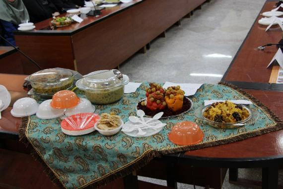 اولین جشنواره گردشگری غذا و هنر آشپزی ایرانی برگزار می شود