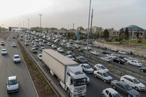 اعمال محدودیتهای تردد در جادههای شهرهای قرمز و نارنجی