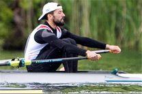 قایقران المپیکی ترکیه چاقو خورد