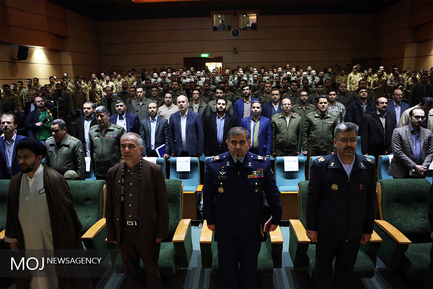 جشنواره جوان سرباز وزارت دفاع