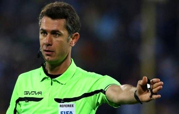 داور دیدار فینال جام حذفی فوتبال مشخص شد