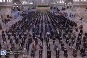یوم الله ۱۲ بهمن در حرم بنیانگذار جمهوری اسلامی
