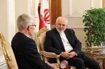 معاون دبیرکل سازمان ملل در امور بشردوستانه با ظریف دیدار کرد