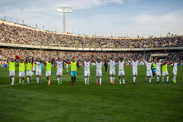 سایت فیفا: ایران در یک قدمی جام جهانی روسیه