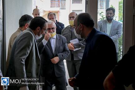 افتتاح آشپزخانه مهدوی در قرارگاه سازندگی خاتم الانبیاء (ص)