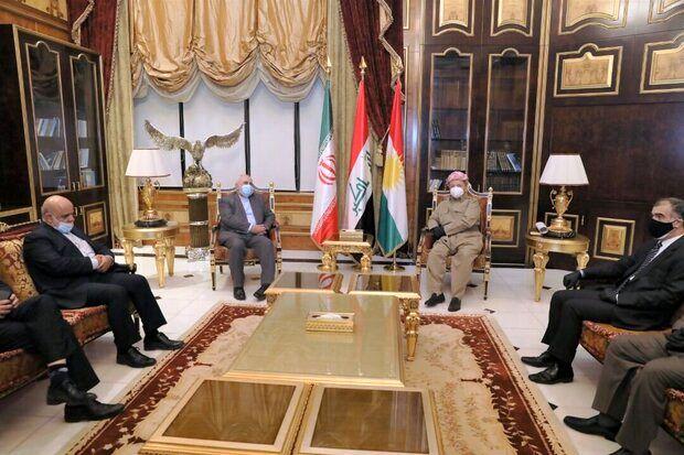 روابط خوب و حسنه میان بغداد - اربیل خواست همیشگی ایران است