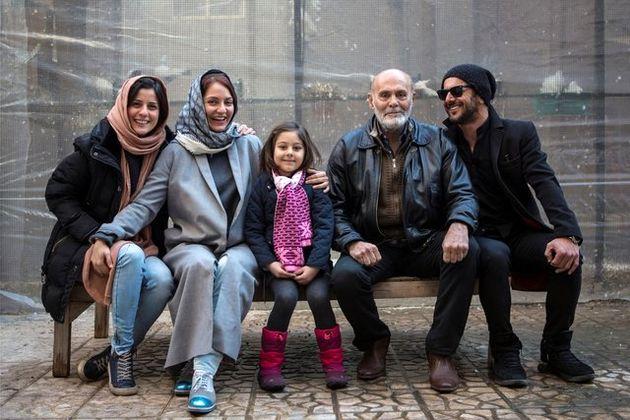 آخرین خبر از فیلمی با بازی مهناز افشار و امین حیایی