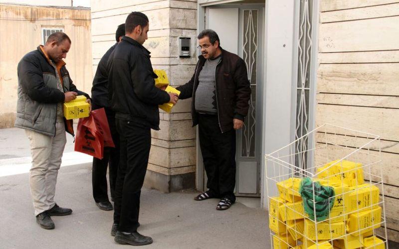 توزیع جعبه های ایمنی بین 2 هزار خانواده اصفهانی