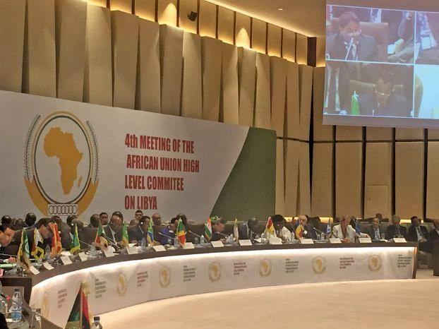 نشست سران آفریقا با هدف حل بحران لیبی و هشدار درباره مداخلات خارجی