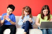 فضای مجازی مانع رشد و تکاپوی کودکان و نوجوانان شده است