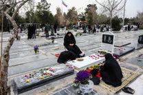 مراجعه به آرامستانها در روزهای پایانی ماه رمضان ممنوع