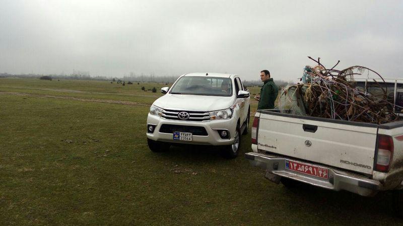 ممنوعیت ورود و تردد گردشگران به پارک ملی بوجاق کیاشهر