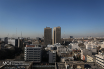کیفیت هوای تهران ۳۰ بهمن ۹۹/ شاخص کیفیت هوا به ۴۴ رسید