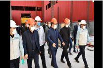قدردانی معاون هماهنگی امور اقتصادی و توسعۀ منطقه ای وزارت کشور از فولاد مبارکه