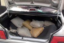 کشف محموله تریاک در شهرستان میناب