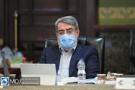 جلسه هیات دولت - ۲۷ فروردین ۱۳۹۹/ رحمانی فضلی