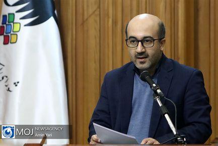 یکصد و هفتاد و نهمین جلسه شورای شهر تهران / علی اعطا
