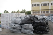 کشف 55 میلیارد ریال انواع کالای قاچاق در بندر خمیر