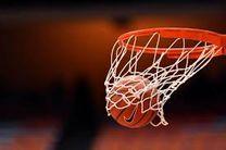 اعلام ترکیب تیم ملی بسکتبال برای بازی با قطر