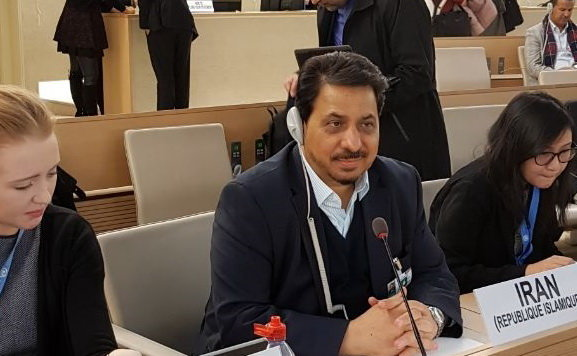 هیات ایرانی حقوق کودک وارد ژنو شد