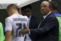 چریشف مقصر بودنش در محرومیت رئال در جام حذفی اسپانیا را پذیرفت