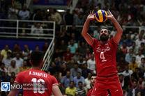 ساعت بازی والیبال ایران و ژاپن مشخص شد