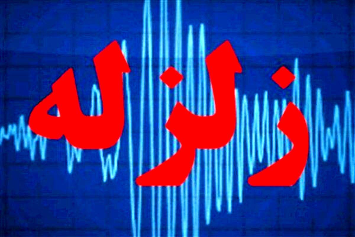 زلزله خوی در آذربایجان غربی را لرزاند