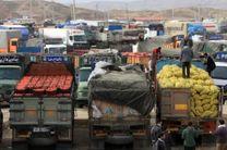 روزانه 150 کامیون کالا از بازارچه مرزی سومار صادر می شود