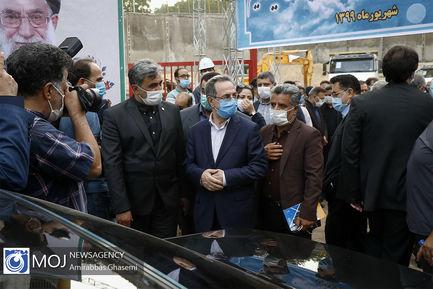 آغاز عملیات اجرایی احداث خط ۱۰ متروی تهران