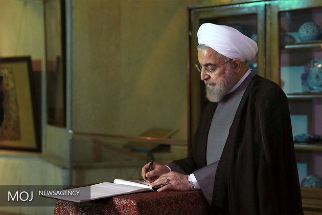روحانی روز ملی جمهوری ایتالیا را تبریک گفت