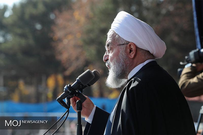 قدرت ما برای حفاظت از خودمان است/ایران تهدیدی برای جهان نیست