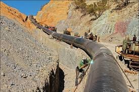 فاز اول طرح گازرسانی به روستاهای شهرستان مهریز به زودی تمام می شود
