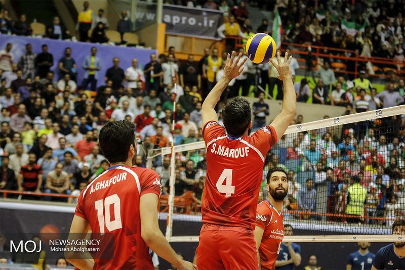 ساعت بازی والیبال ایران و ژاپن اعلام شد
