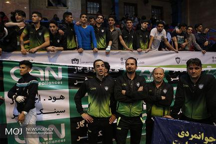 دور برگشت لیگ برتر تکواندو مردان