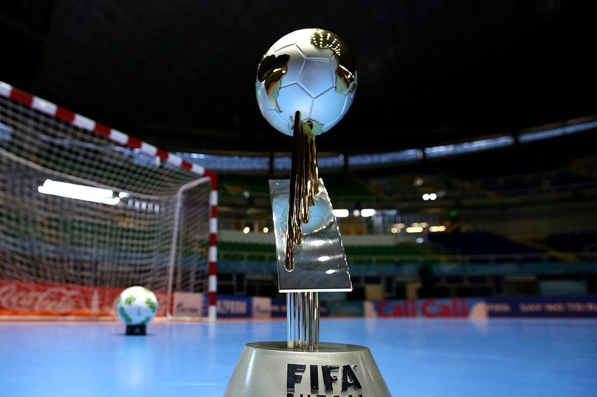 قضاوت ۲ داور ایرانی در جام جهانی فوتسال قضاوت