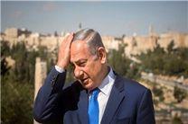 پلیس رژیم صهیونیستی اتهامات مالی نتانیاهو را تایید کرد