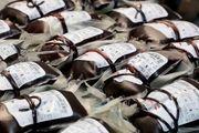 ارسال 220 کیسه خون از انتقال خون کردستان به اهواز