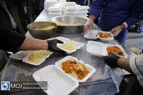۳۱۳ آشپزخانه آماده طبخ و توزیع غذای گرم بین نیازمندان مازندرانی