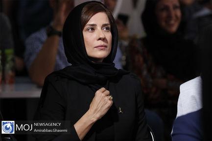 افتتاح جشنواره فیلم و هنر های تجسمی شهر / سارا بهرامی