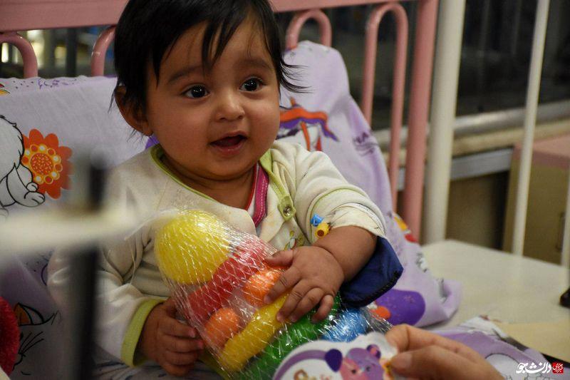 شیوع بیماری روتاویروس در کودکان در بندرعباس