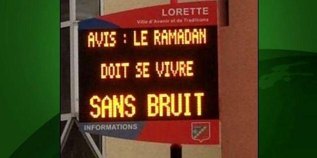 شهردار فرانسوی: رمضان را بی سر و صدا برگزار کنید