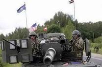 رزمایش نظامی بزرگ ناتو در استونی آغاز شد