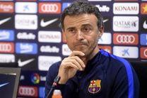 انریکه: به رئال مادرید تبریک میگویم/ مایل بودیم در خانه جشن قهرمانی بگیریم